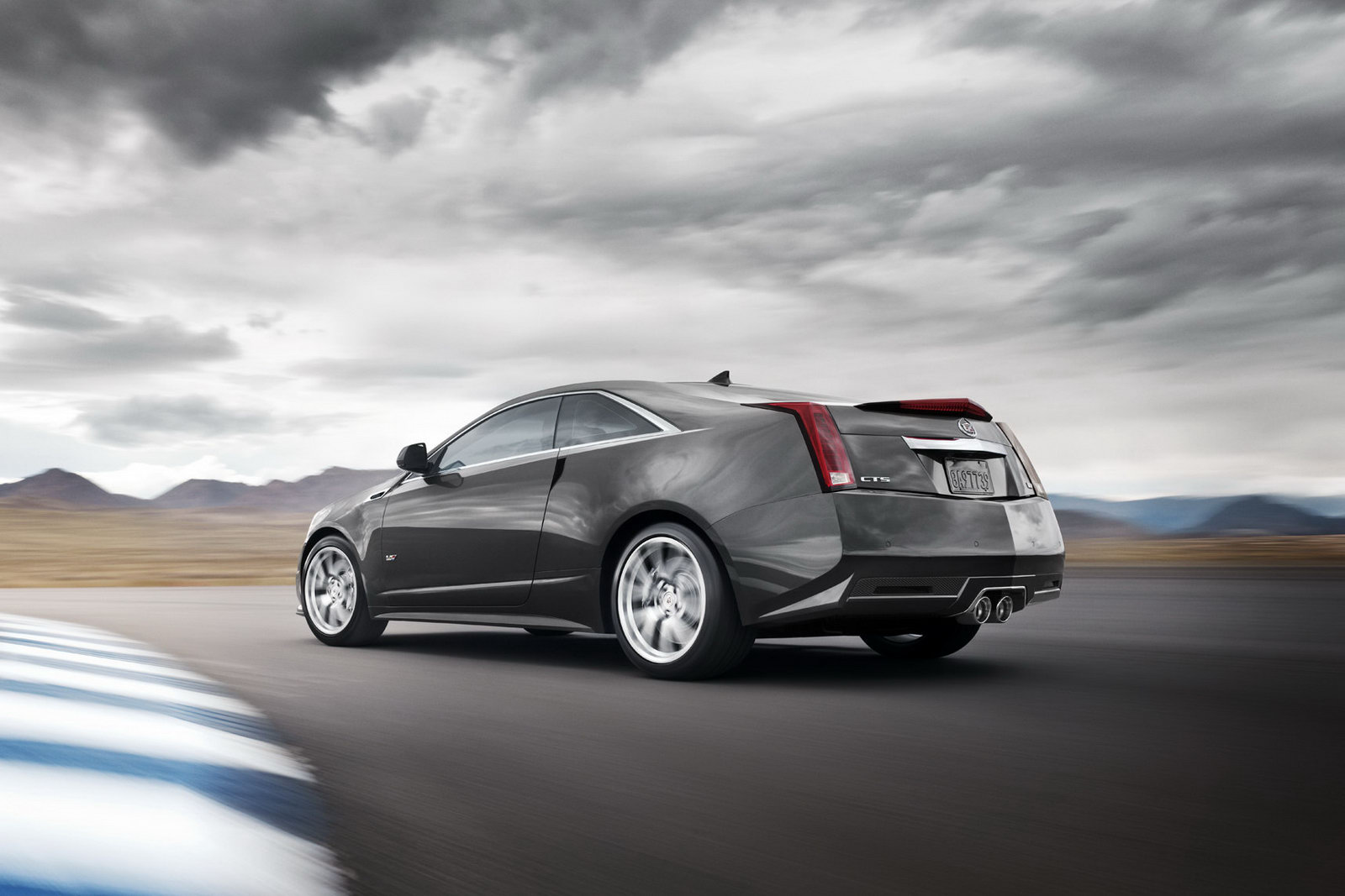 2010 Cadillac CTS Coupe Concept photo - 1