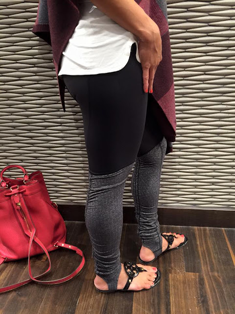 lululemon restored-se-wunder-under-pant herringbone