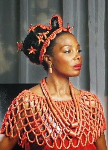 африканка. женщина