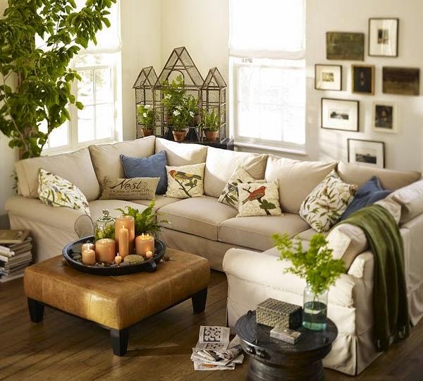 Contoh desain ruang tamu yang simpel