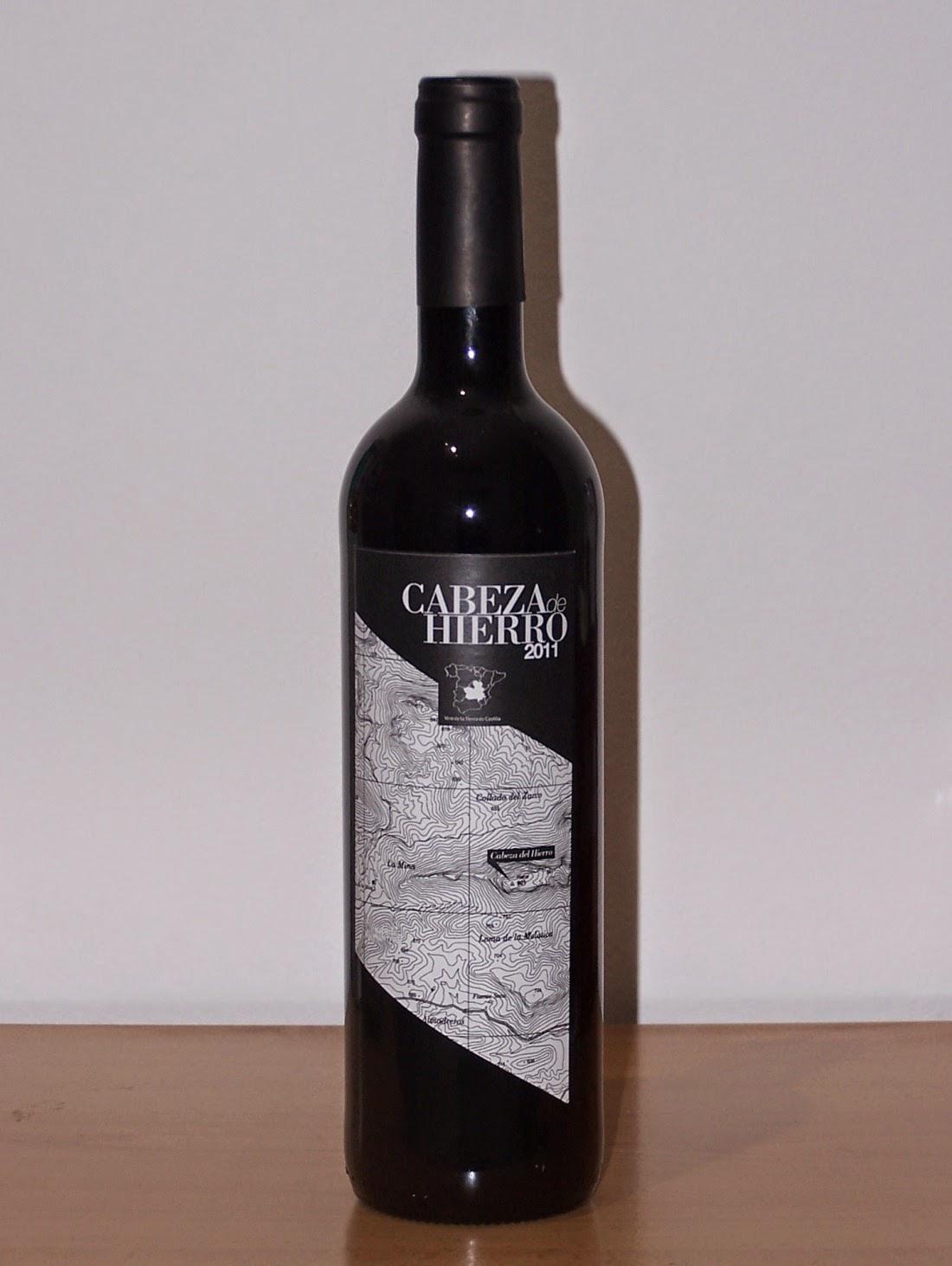 Cabeza de Hierro 2011, Vino de la Tierra de Castilla