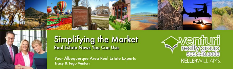 Albuquerque, NM Real Estate Video Blog with The Venturi Team
