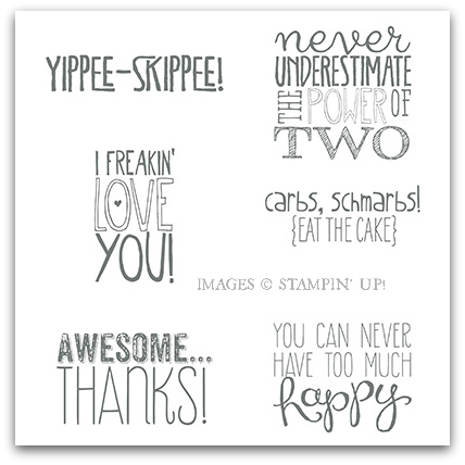 Yippee-Skippee Stamp Brush Set - Stampin' Up! Digital Download