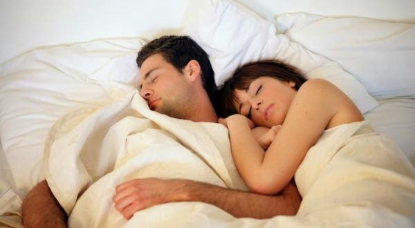 Benefits of sleeping naked for men