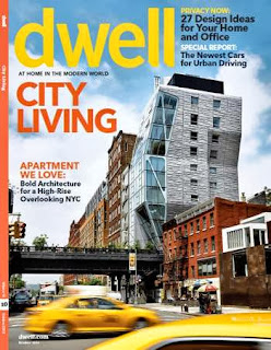 Dwell Magazine October 2013