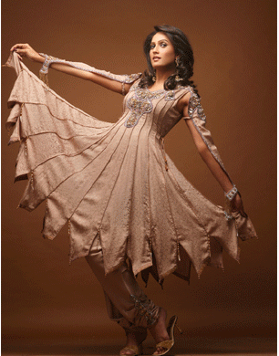 churidar anarkali designs
