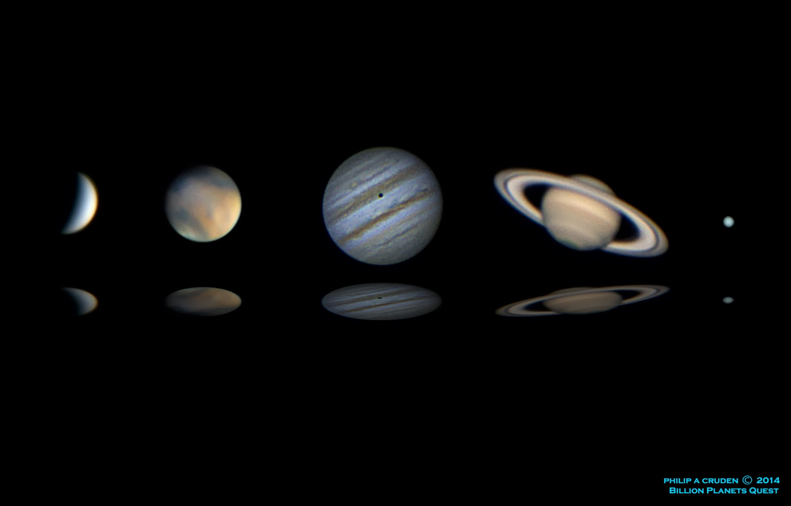 real solar system planets - photo #38