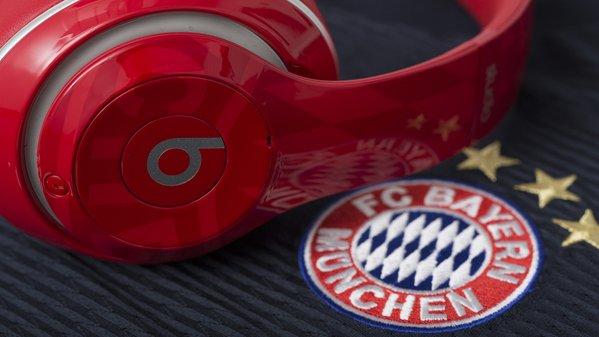 El Bayern lucirá auriculares Beats