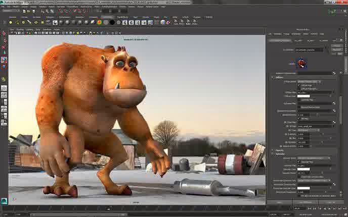Software Animation 3D New This Year