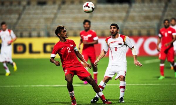 Kèo thơm chắc thắng U23 Singapore vs U23 Myanmar
