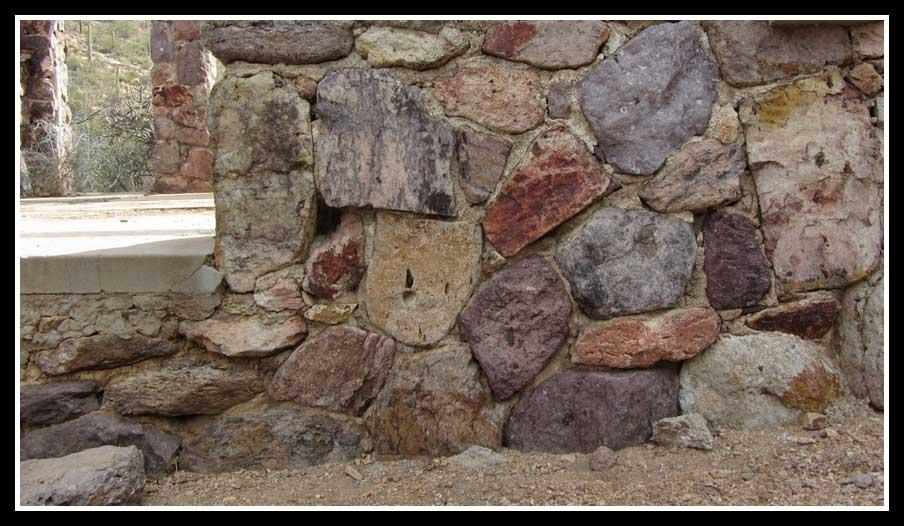 Diy stone house construction