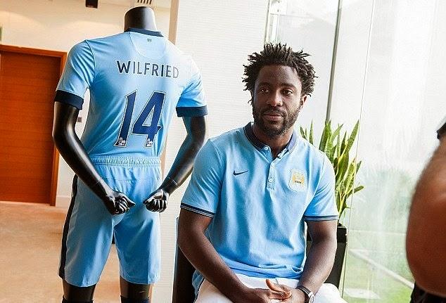 Bursa Transfer Pemain Wilfried Bony Resmi Berlabuh ke Manchester City