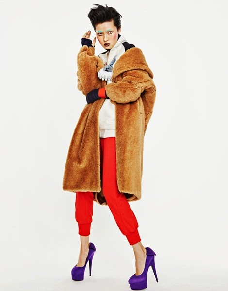 Max Mara AW 2013 Long Alpaca-Wool Coat 20 Looks