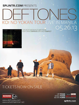 Deftones Live in Manila
