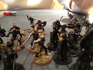 Hobbit SBG - Malbeth and Arnor Morannon orcs