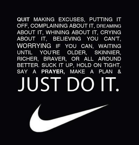 Nike Quotes On Pinterest