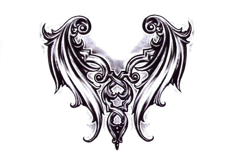 Tribal tattoo design try to avoid monotony unique sloe tattoos