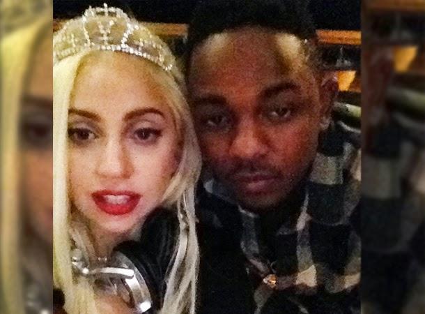 LISTEN: PARTYNAUSEOUS - Kendrick Lamar feat. Lady Gaga