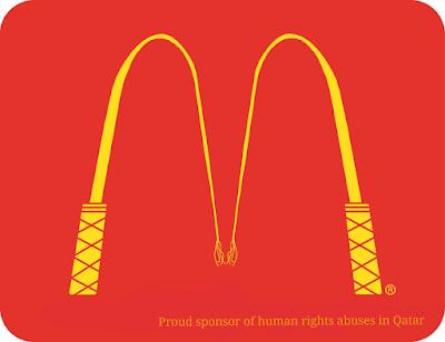 Logo de McDonald´s diseño gráfico