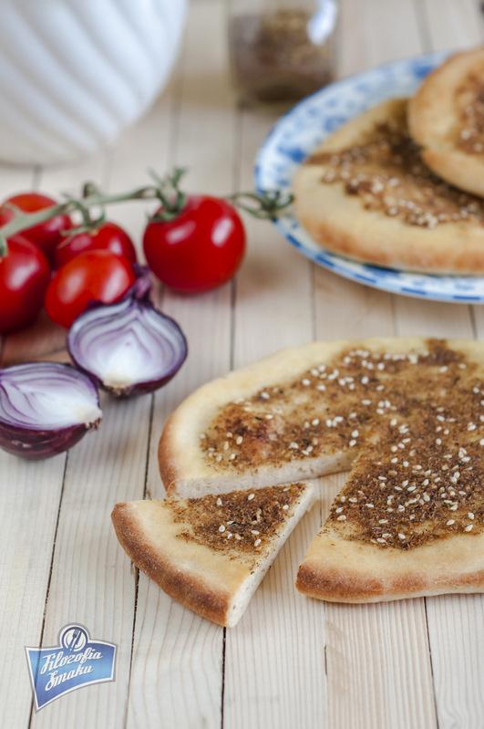 Chleb z za'atarem