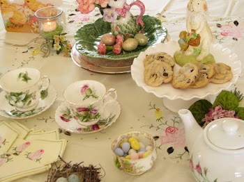 Springtime Tea