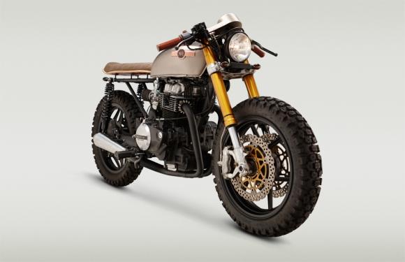 1982 Honda CB450T Hawk | Classified Moto | Custom Honda CB450T Hawk | custom Bikes