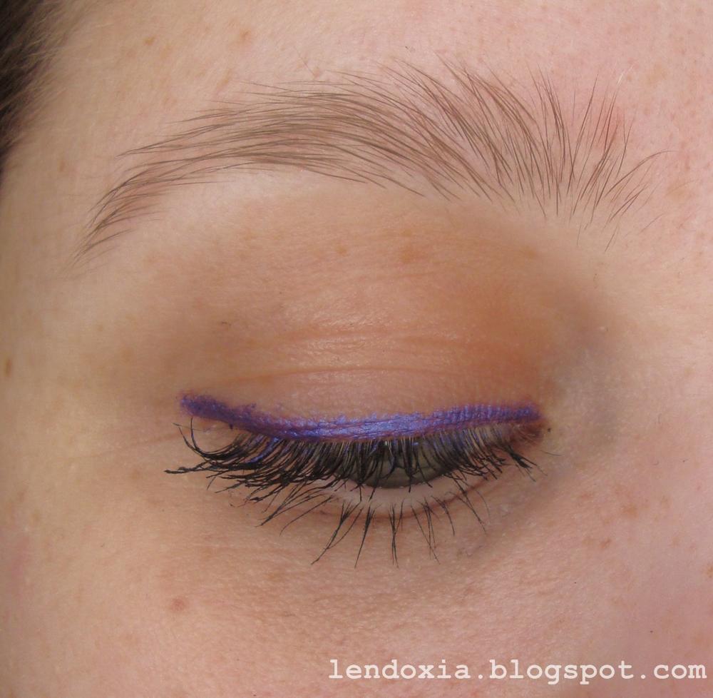 Look by BIPA Ultra violet ljubicasta olovka za oci