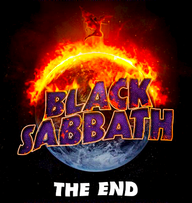 Black Sabbath @ Molson Amphitheatre, Monday