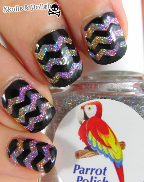 parrot_polish_nailstorming_aurora_chevrons_nail_art_sheer_tints