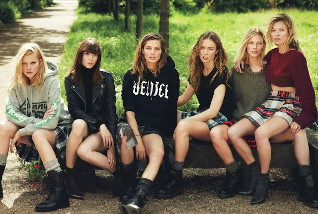 Super Models HQ Pics Hot Sexy Young Fresh new Super Models Picture Colelction for W Sep 2014
