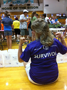 Relay for more survivors!