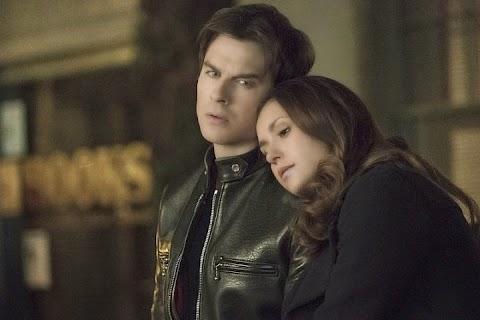 """(The Vampire Diaries)  Así fue la despedida de """"Nina Dobrev"""""""