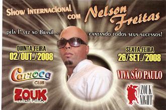 NELSON FREITAS NO BRASIL - SET/2008