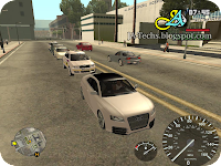 Grand Theft Auto San Andreas Extreme Edition 2011 Screenshot 3