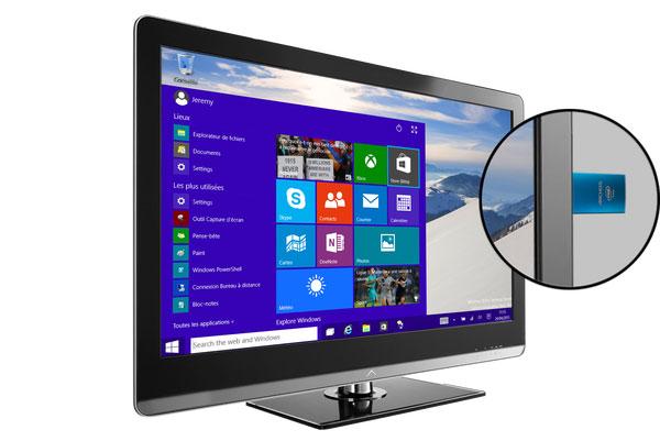 Archos PC Stick with Windows 10