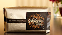 Special coffee from San Cristobal, Galapagos Islands Sold at Starbucks