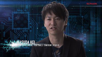Kei Masuda - PES 2013 Lead Developer