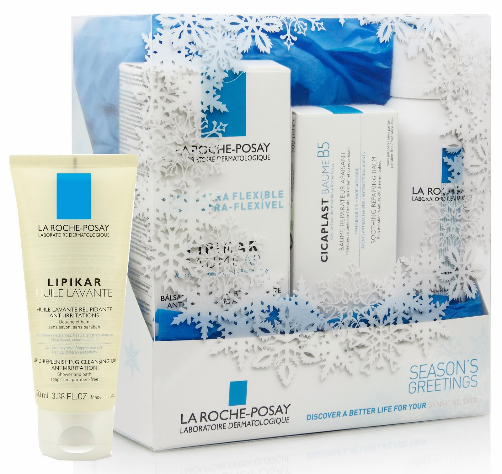 Make Up For Dolls: Christmas 2013 Gifts from La Roche-Posay