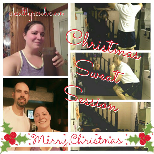 Christmas Sweat Session