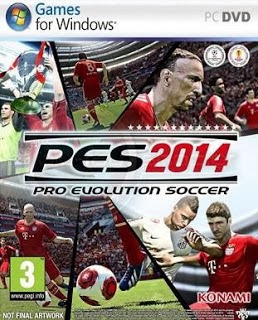 Download PES 2014 Gratis Full Version Terbaru 2014