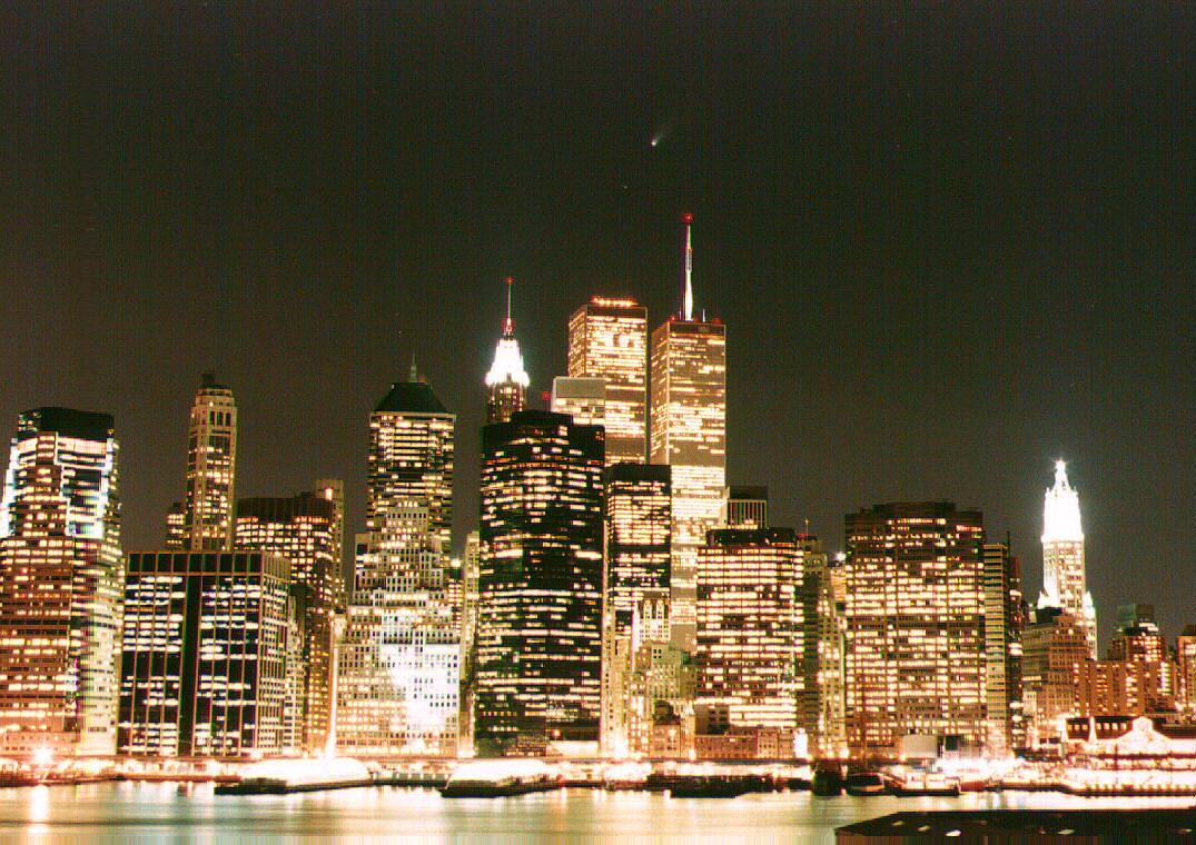 All world visits new york at night for To do new york city