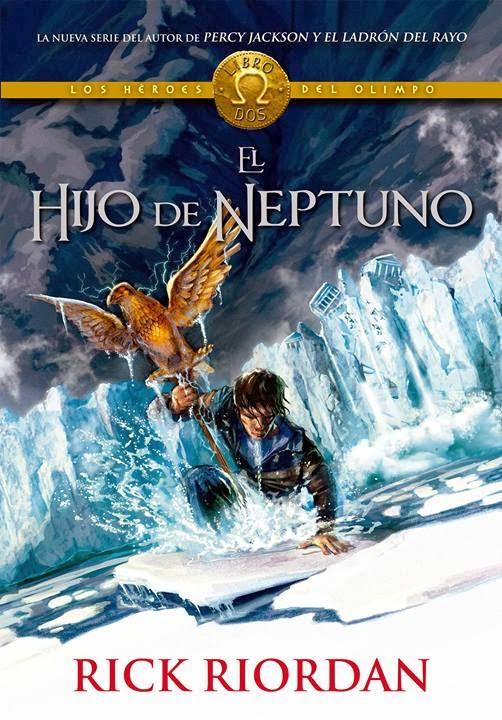 Portada de El hijo de Neptuno para México