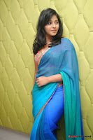 actress anjali hot saree photos at masala telugu movie audio launch+(25) Anjali Saree Photos at Masala Audio Launch