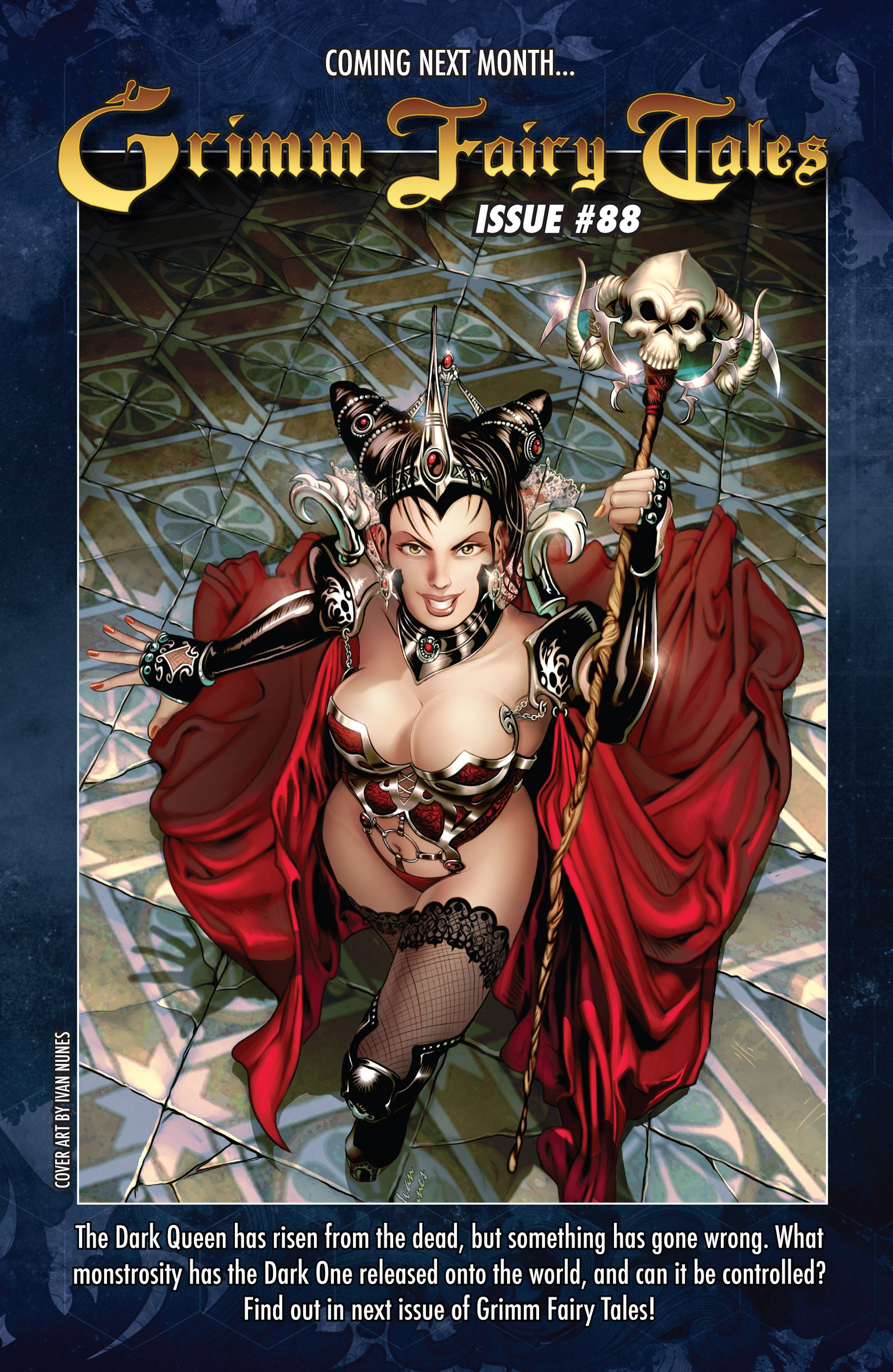 Grimm Fairy Tales (2005) Issue #87 #90 - English 26