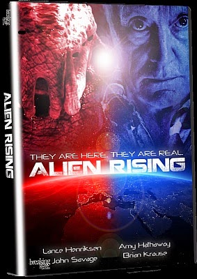 HK AND CULT FILM NEWS Sci Fi Thriller Alien Rising On