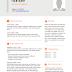 Descargar Formato Hoja de vida en Word - 015 | #HojadeVida | #CurriculumVitae | #HV