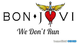 Bon Jovi - We Don't Run Chords and Lyrics