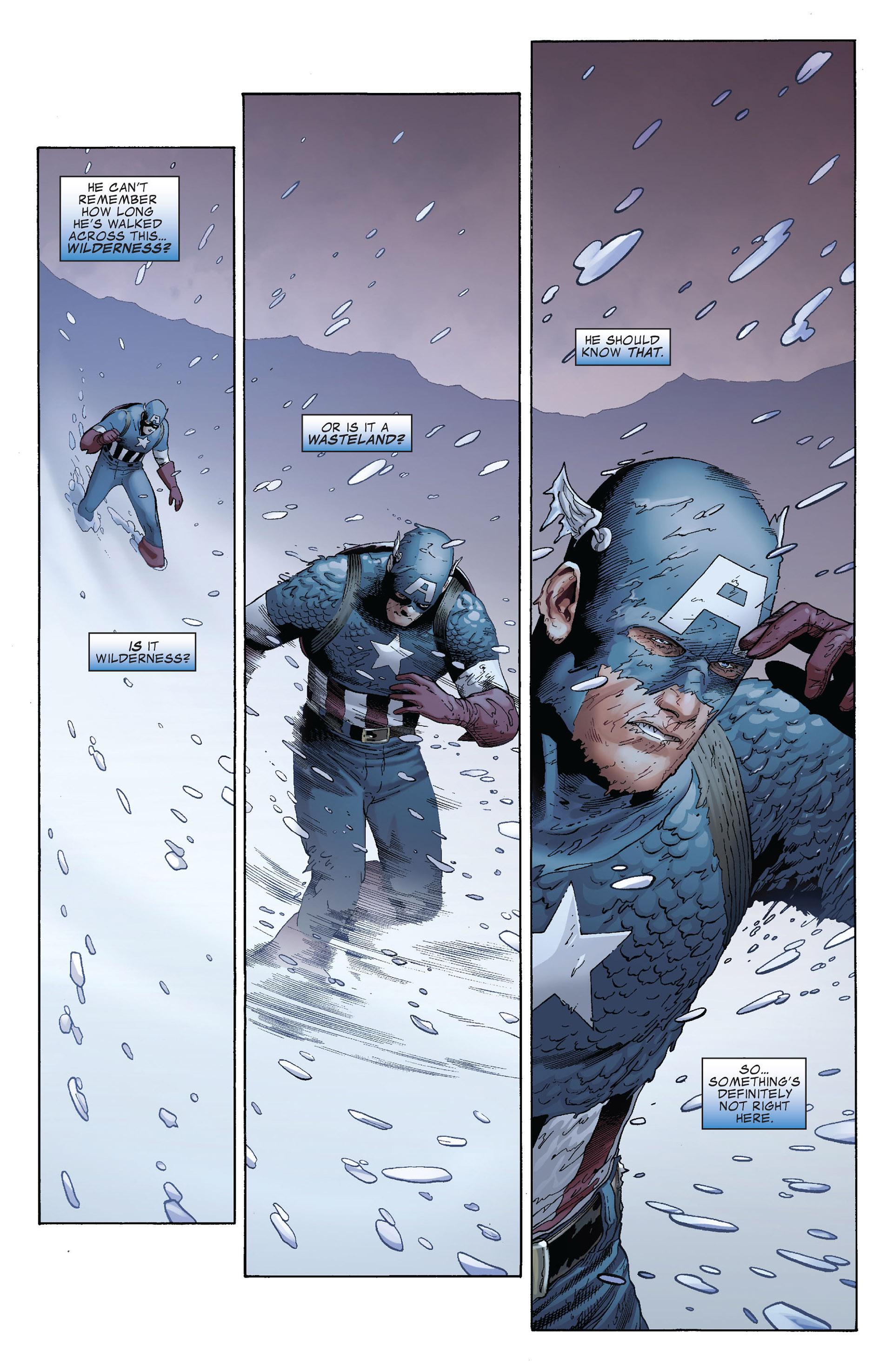 Captain America (2011) Issue #2 #2 - English 3
