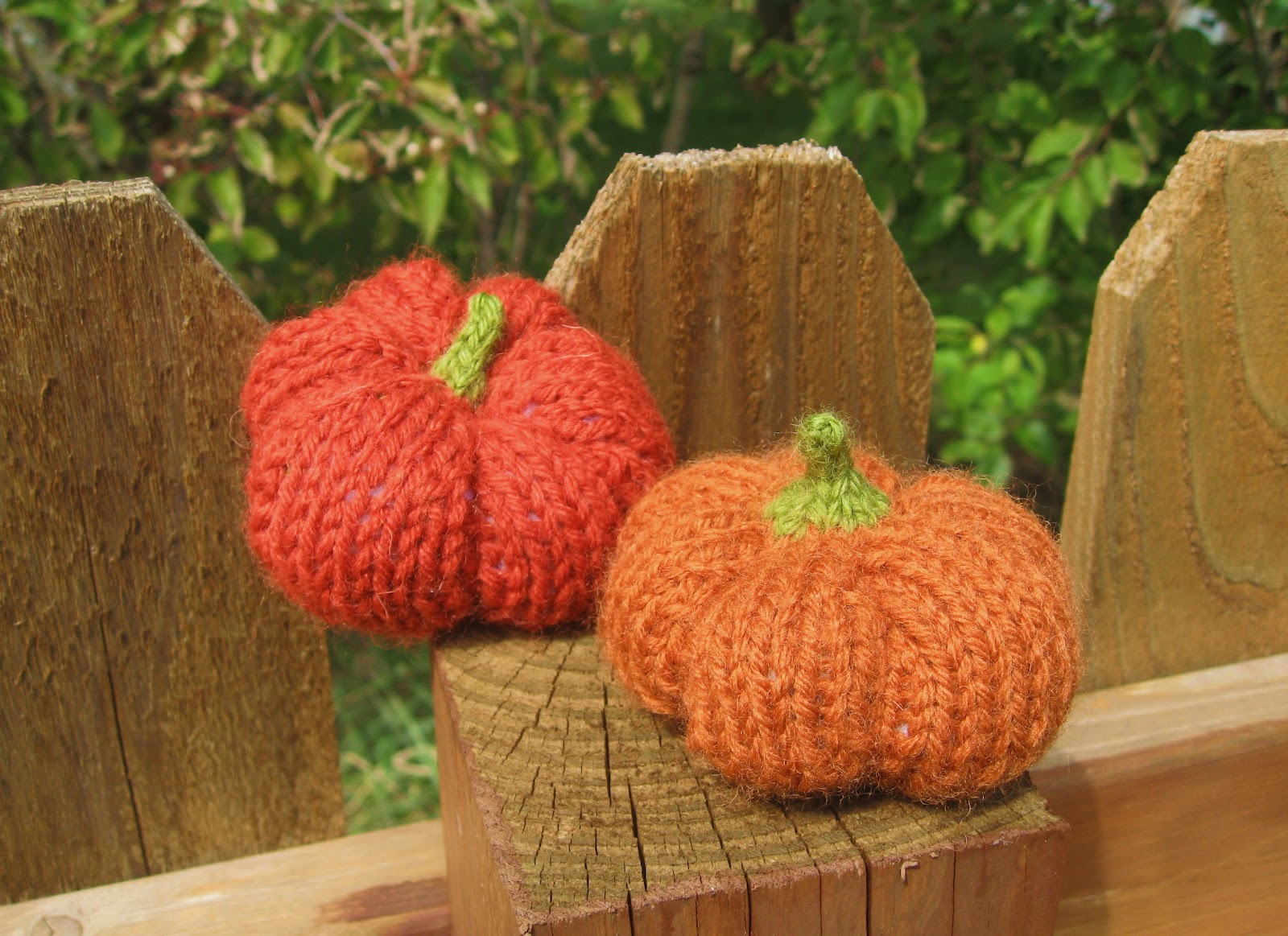 megan E sass handknits: Knitting Pattern: Little Fall Pumpkin