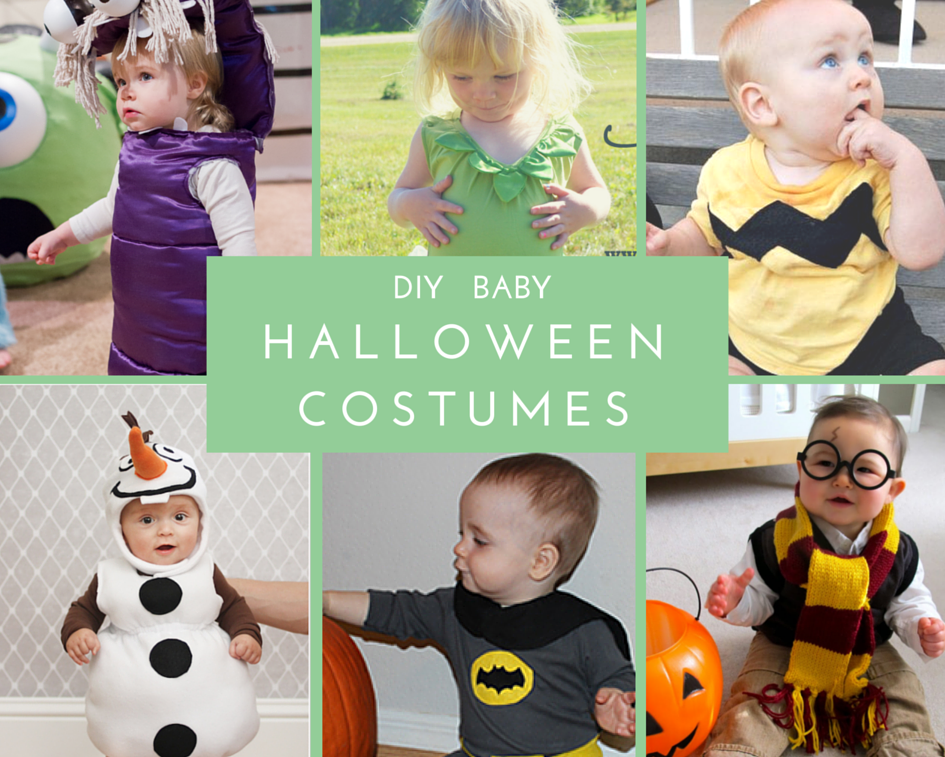 crafty mamas out there that i admire but when it comes to a costume i need some direction here are 21 for diy baby halloween costumes